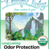USDA Certified Organic Deodorant