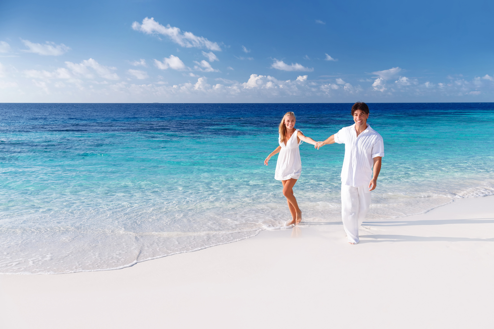 medium beach couple