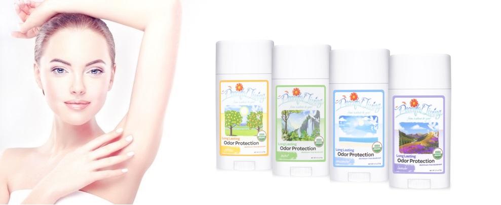 Arm Women Deodorant with 4 new3